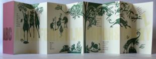 ABC-Fruehling Leporellobuch Edition 2011