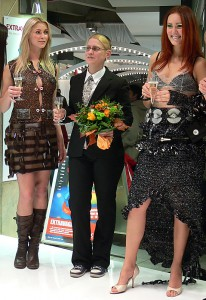 Modenschau Extravaganza